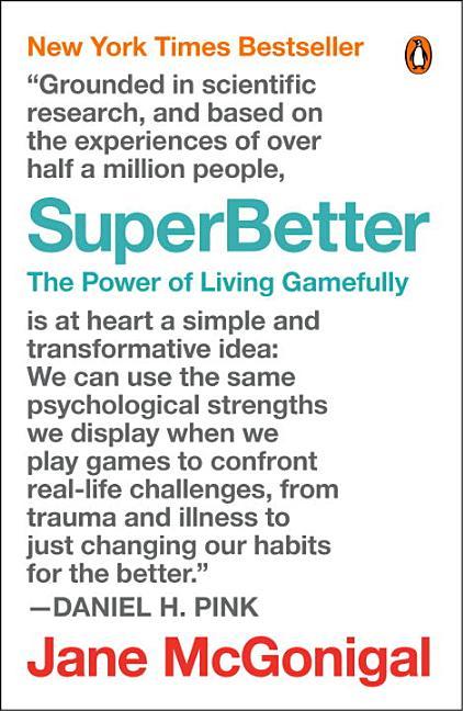 Cover art for Superbetter