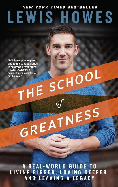Cover art for The School of Greatness