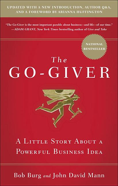 Cover art for The Go-Giver