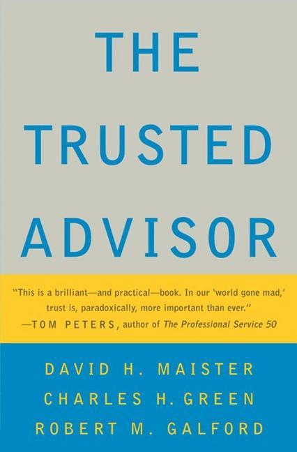 Cover art for The Trusted Advisor