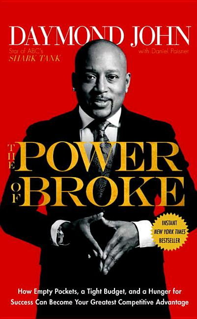 Cover art for The Power of Broke