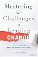 Cover art for Mastering the Challenges of Leading Change