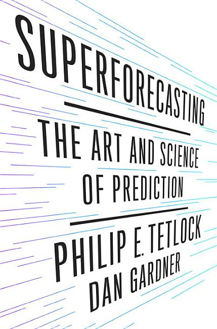 Cover art for Superforecasting