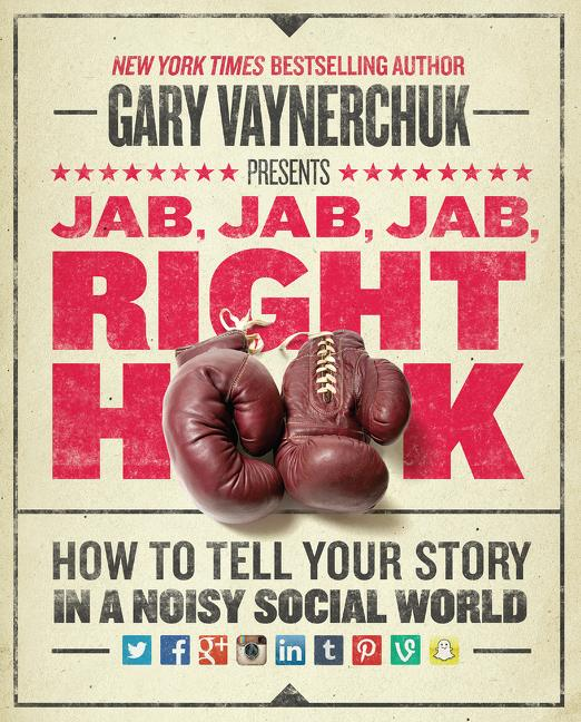 Cover art for Jab, Jab, Jab, Right Hook