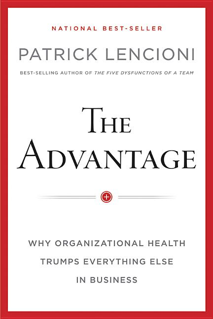 Cover art for The Advantage